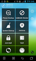 Screenshot of 360 Mobile Safe