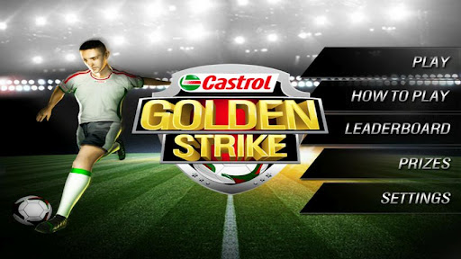Castrol Golden Strike