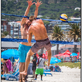 Jumping Action by Wessel Badenhorst - Sports & Fitness Other Sports