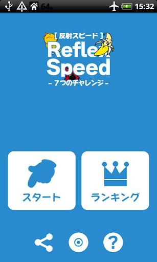 Reflex Speed