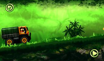 Screenshot of Fun Kid Racing - Jungle Cars