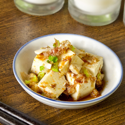 Sweet And Spicy Silken Tofu