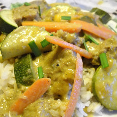 Spicy Summer Curry