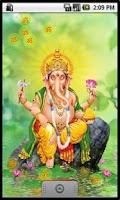 Screenshot of My Ganesha Live Wallpaper
