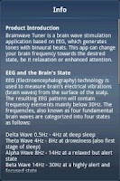 Screenshot of Brainwave Tuner (Full Version)