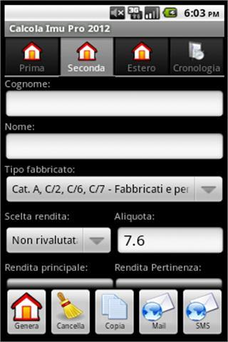 Calcola IMU Free 2012