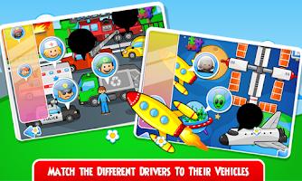 Screenshot of My Vehicle Universe