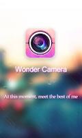 Screenshot of Wonder Camera