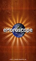 Screenshot of eHoroscope