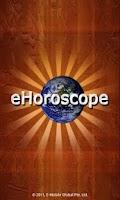 Screenshot of eHoroscope