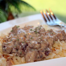 Super Easy Sausage Gravy