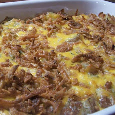 Amazing Ranch Potato Casserole