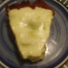Bay's Margarita Chiffon Pie
