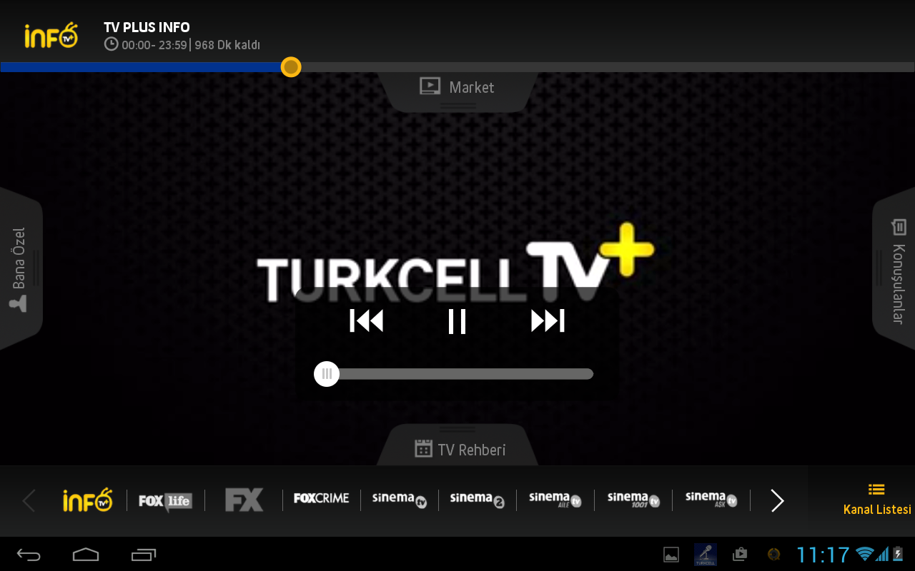 Turkcell TV+ Screenshot 4