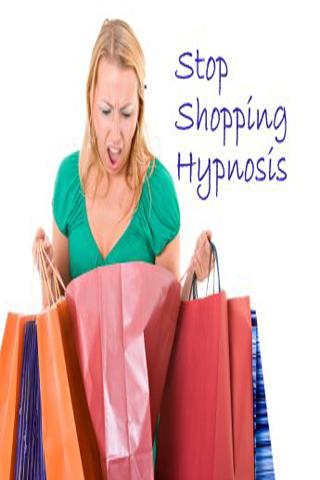 Stop Shopping Hypnosis