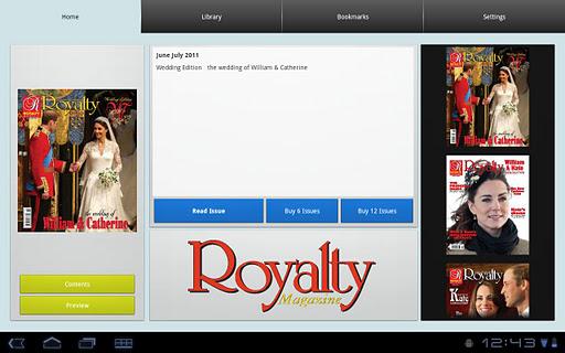 Royalty Magazine