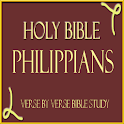 BIBLE: PHILIPPIANS, STUDY APP icon