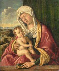 RIJKS: school of Giovanni Bellini: painting 1520