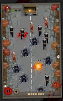Screenshot of Zombie Race