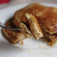 Gluten-Free Tuesday: Whole Grain Pancakes