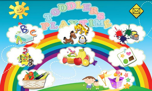 Toddlers Flashcards Playtime