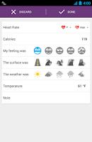 Screenshot of Runtastic Pedometer PRO