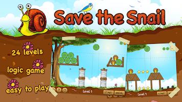 Screenshot of Save the Snail