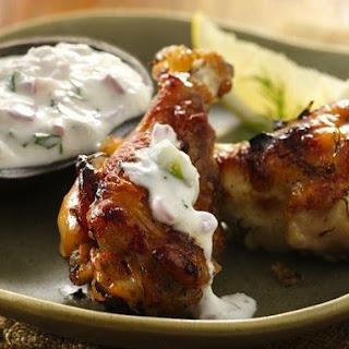Lemon Dill Chicken Wings Recipes