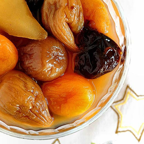 Sugarless Fruit Compote