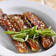 Nasu Dengaku (Japanese Eggplants Broiled with Miso)