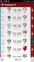 Screenshot of FLUMINENSE FOOTBALL CLUB