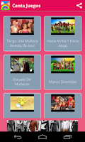 Screenshot of Cantajuegos infantiles gratis