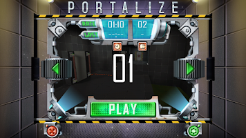 Screenshot of Portalize