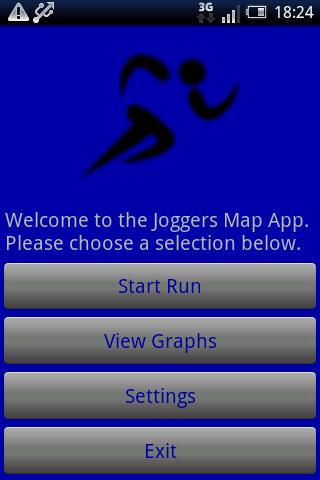 Joggers MapApp