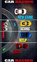 Screenshot of Car Race Game