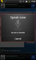 Screenshot of The Interpreter-translator