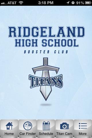 RHS Titans Booster Club