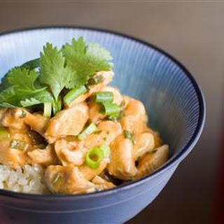 Chinese Chicken In Peanut Sauce Recipes