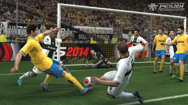 Data Pack 2 coming to PES 2014 later this month