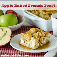 Apple Baked French Toast