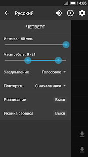 "Голос ""Белорусский"" для DVBeep - screenshot"