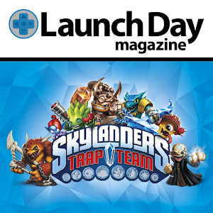 LAUNCH DAY (SKYLANDERS)
