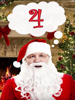 Screenshot of Tell me, Santa Claus Christmas