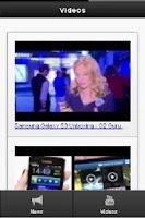 Screenshot of Galaxy S3 News & Update