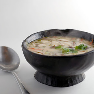 Coconut Chicken Soup Recipes