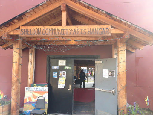 Sheldon Community Arts Hanger