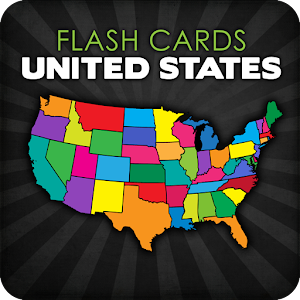 Cover art Flashcards - United States