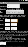 Screenshot of Quit Drinking
