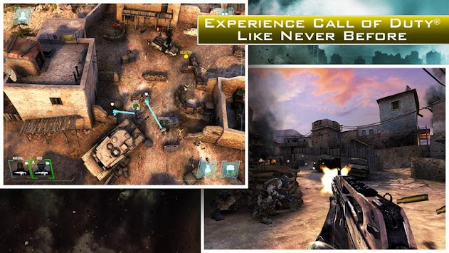 Call of Duty®: Strike Team apk screenshot