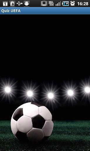 Football Quiz UEFA